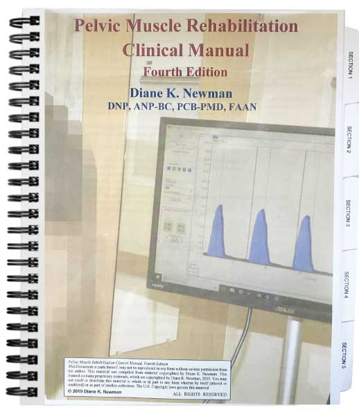 Pelvic Muscle Rehabilitation Clinical Manual Written By